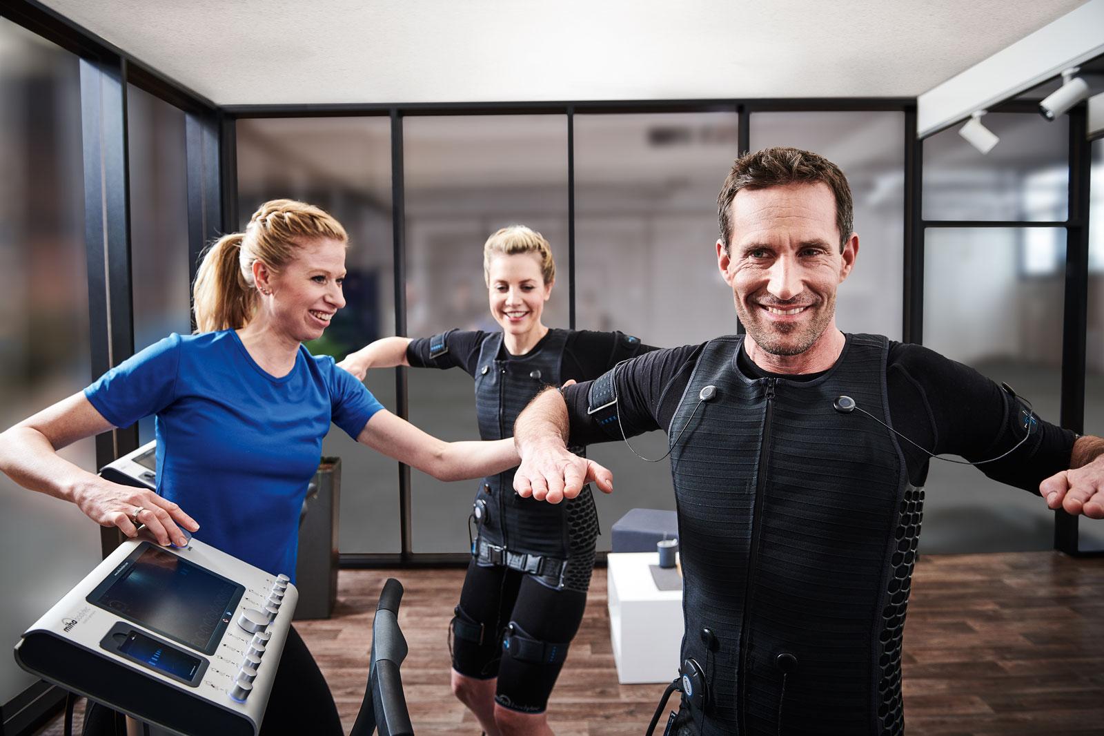 Chcesz zrzucić kilogramy jeszcze szybciej? Sprawdź trening EMS